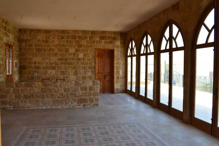 Old houses in batroun traditional and historic real for Old home interior pictures for sale