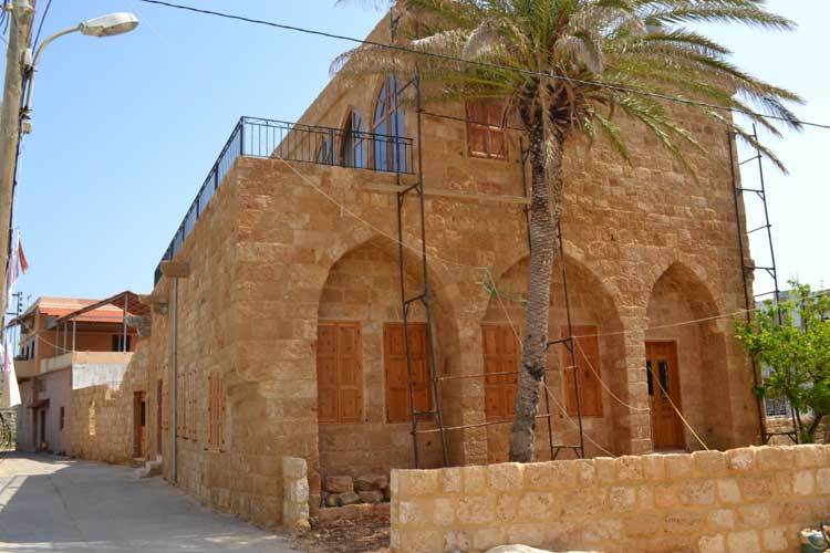 Old Houses In Batroun Traditional And Historic Real