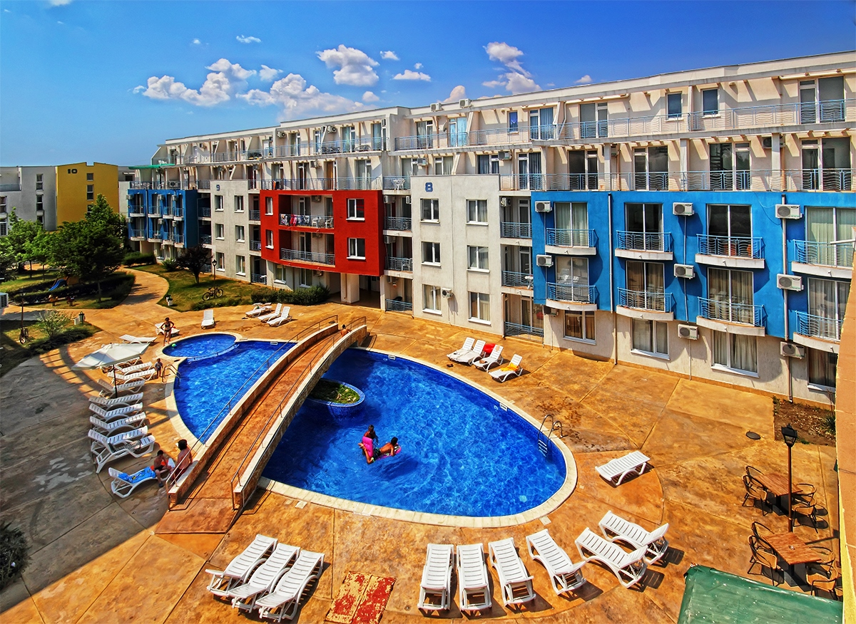 28sq.m studio apartment for sale in Bulgaria