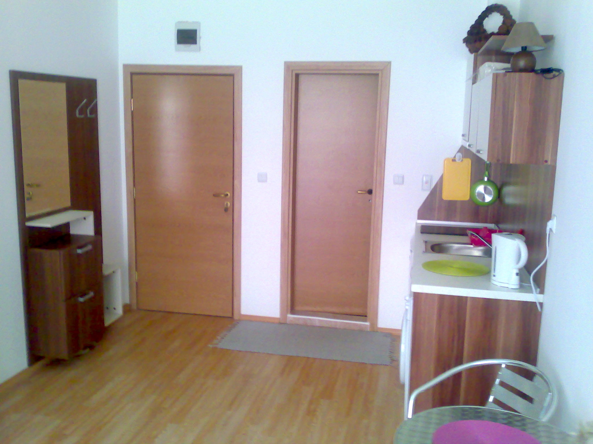 31,50sq.m furnished studio apartment for sale in Bulgaria