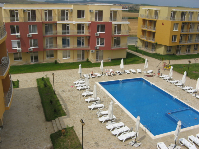 1 bedroom furnished apartment for sale in Bulgaria