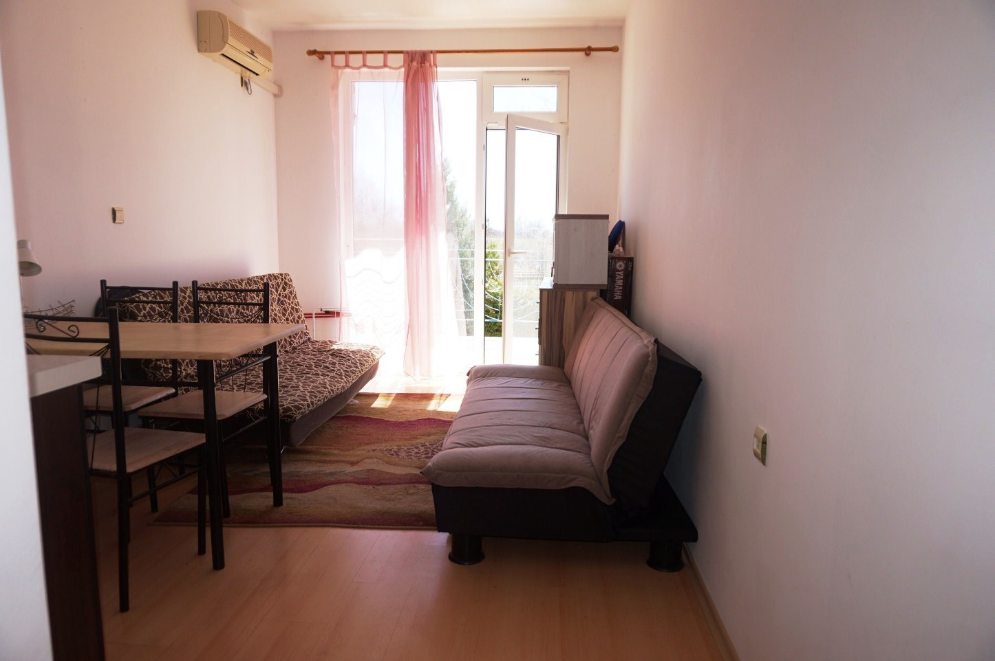 27,76sq.m studio apartment for sale in Bulgaria