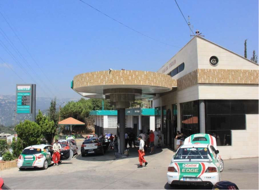 Gas station for sale in Metn 1750 sq. meters