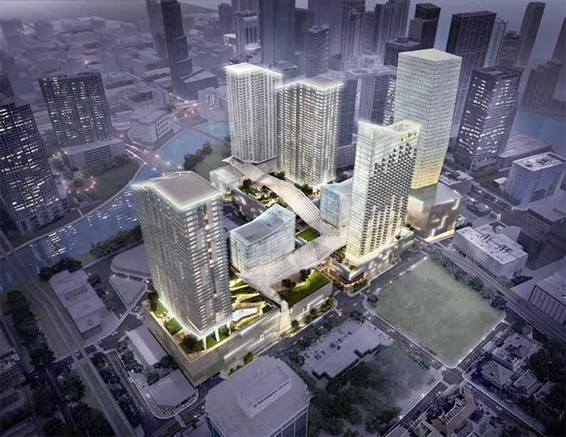 3 Bedroom Apartment For Sale In Brickell City Center Miami Florida 209 Sq M