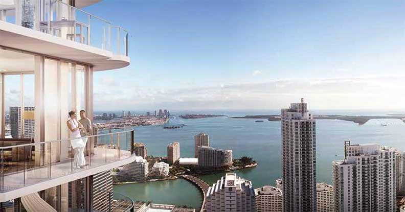 1 Bedroom Apartment For Sale In Brickell City Center Miami Florida 108 Sq M