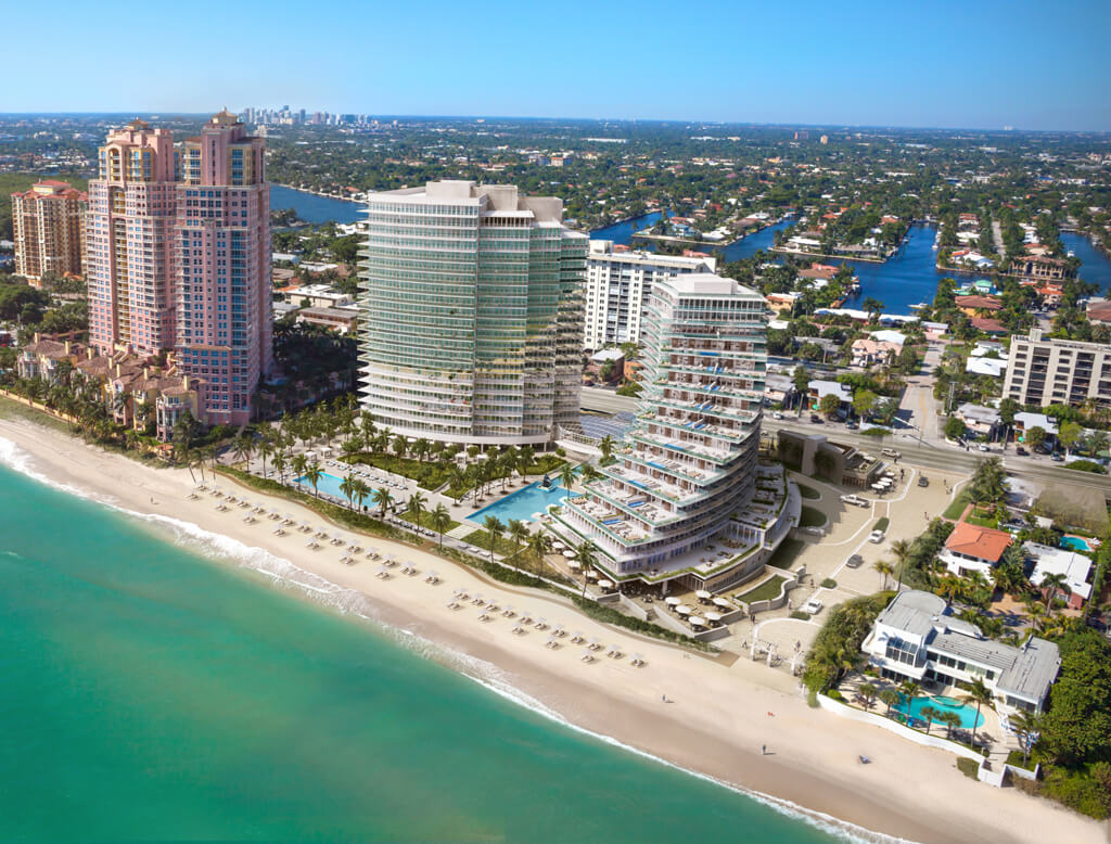 Rl  Apartment For Sale In Fort Lauderdale North Ocean Boulevard