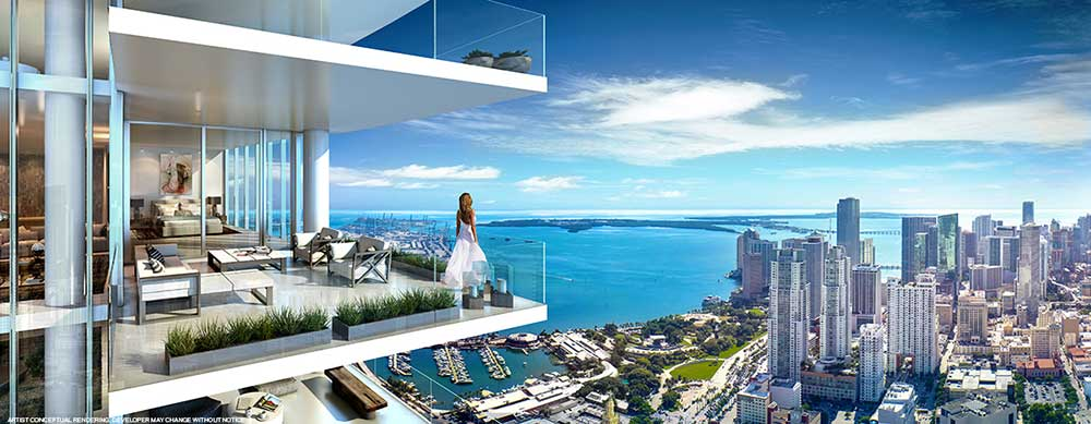 ... RL 1870 Apartment For Sale In Miami, Downtown   $ 1,036,680 ...