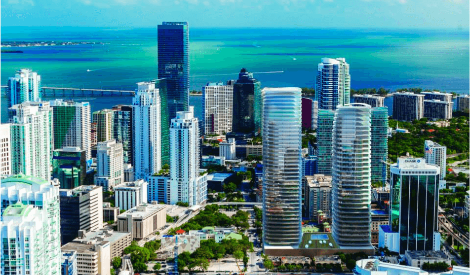 3 bedrooms apartment for sale in Brickell miami florida ...