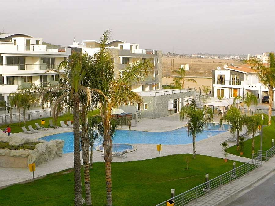 Flat For Sale In Cyprus Larnaca 1 Bedroom For 94000 Euros