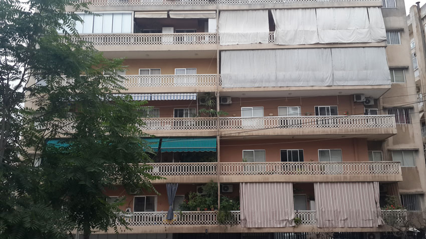 Apartment for sale in adonis keserwan lebanon for Apartment complex for rent