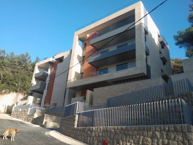 Apartment For Sale In Ballouneh Keserwan Lebanon