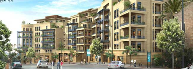 RL-1306 Apartment for Sale in Beirut, Downtown - central ...