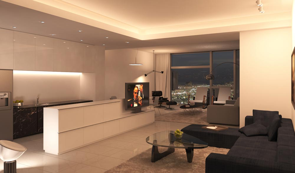 RL-1351 Apartment for Sale in Beirut, Achrafieh ...
