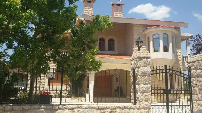 villa for sale between Faitorun and ashout - real estate in keserwan - buy sell properties in keserwan