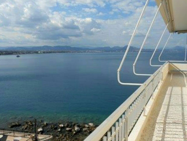 Apartment for sale in Lotraki peloponnese korinthos Greece,real estate in greece, buy sell properties in Greece, apartments, villas, studios, Greece real estate