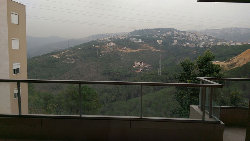 Apartment for sale in Loueizeh jamhour baabda - buy sell rent apartments in Loueizeh jamhour baabda - real estate in lebanon