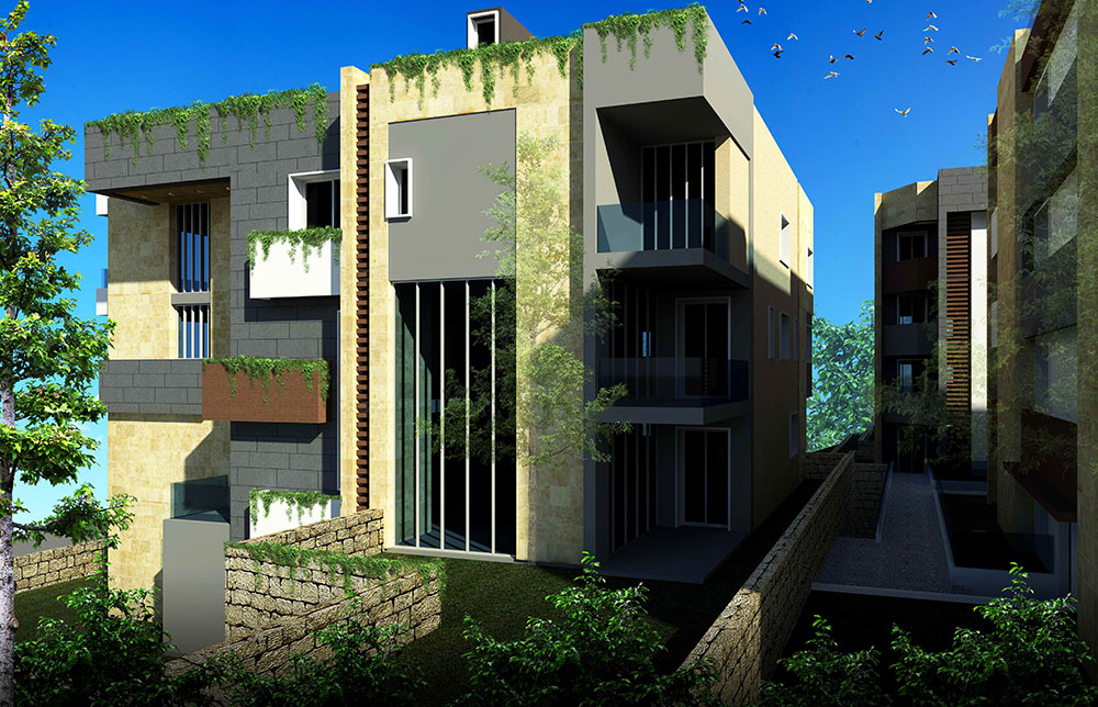 RL-2131 Duplex for Sale in Jbeil, Fidar - $ 384,000