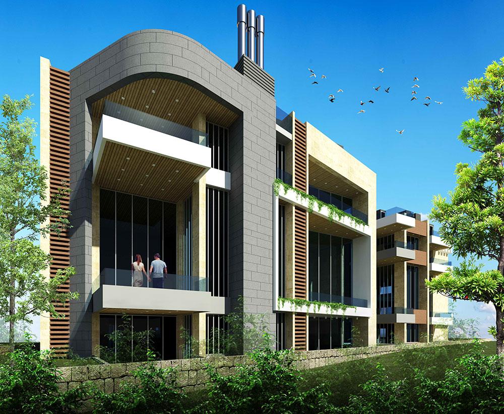 RL-2138 Apartment for Sale in Jbeil, Fidar - $ 406,000 ...