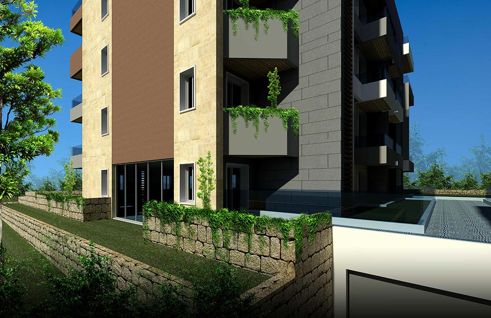 RL-2139 Apartment for Sale in Jbeil, Fidar - $ 267,000