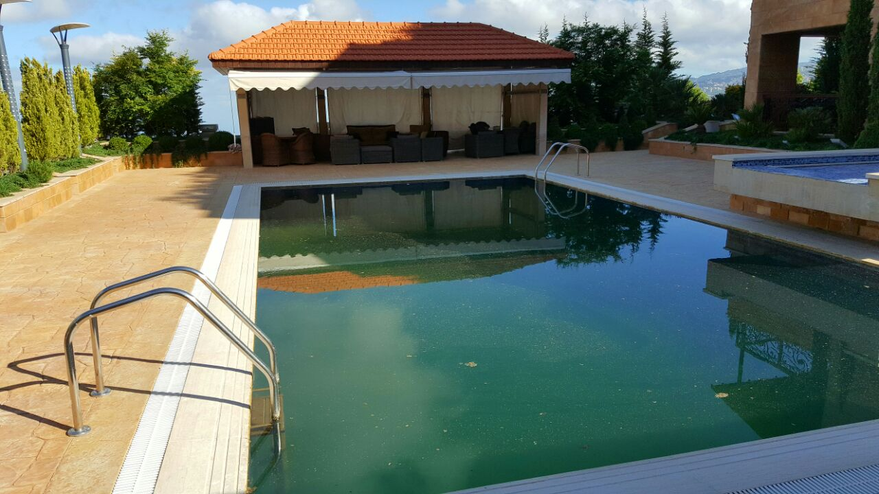 Villa for sale in bikfaya area metn lebanon - Libanese villa ...