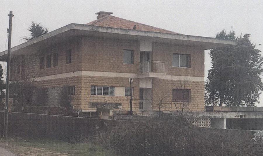 Villa for sale in Aley Lebanon-real estate in Lebanon-buy sell properties in Aley Lebanon