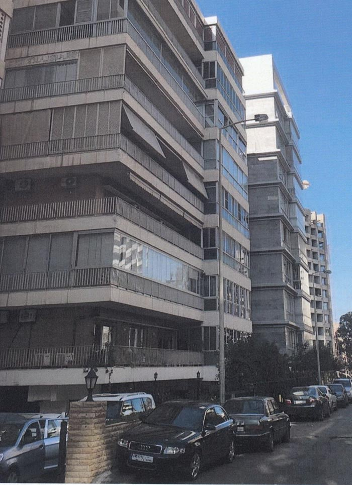 Apartment for sale in Ras Beirut Kraitim