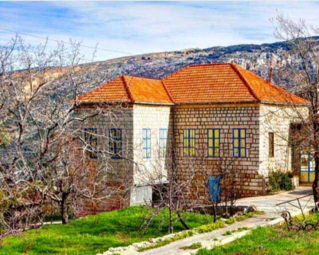RL-2342 Old Traditional House for Sale in Batroun, Douma - $ 2,300,000