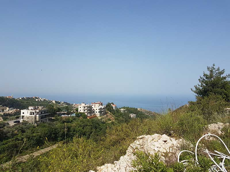 RL-2370 Land for Sale in Keserwan , Zeytoun - $ 325,000