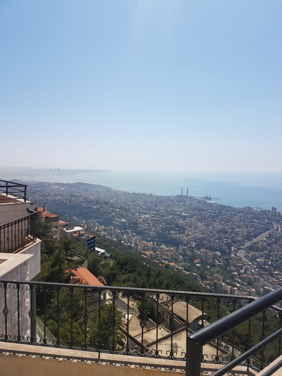 RL-2375 Villa for Sale in Keserwan , Harissa - $ 2,000,000