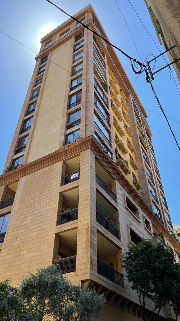 Prestigious apartment for rent in Achrafieh Beirut