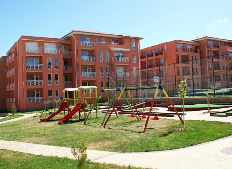 25sq.m studio apartment for sale in Bulgaria