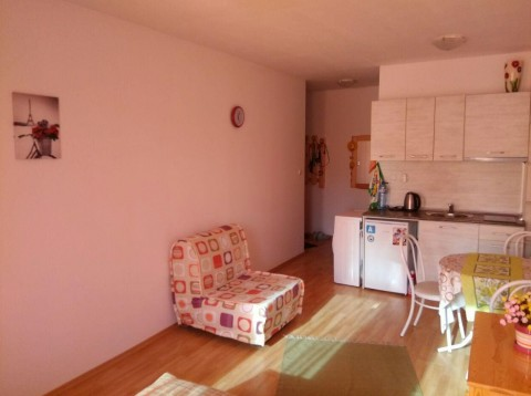 34sq.m studio apartment for sale in Bulgaria
