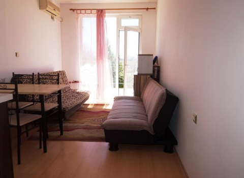 27,76sq.m studio apartment for sale in Bulgaria