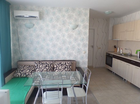 2-bedrooms furnished apartment for sale in Bulgaria