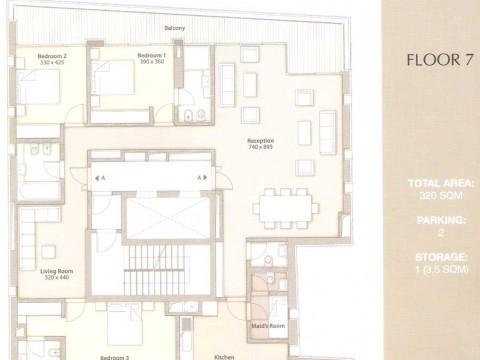 Apartment for sale in Saifi Beirut Lebanon - Real estate in Saifi Beirut Lebanon