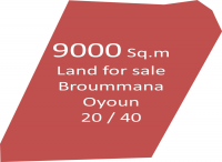 Land for sale in Brummana - Metn - Lebanon - real estate in metn - buy sell properties in metn Lebanon